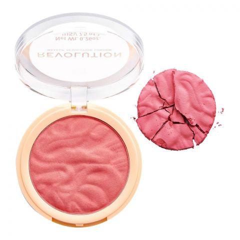 Makeup Revolution Blusher Reloaded, Rose Kiss