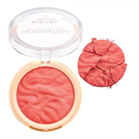 Makeup Revolution Blusher Reloaded, Coral Dream