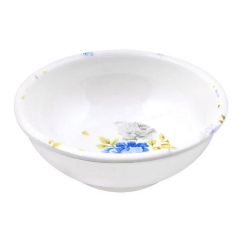 Sky Melamine Bowl, Blue, 4 Inches