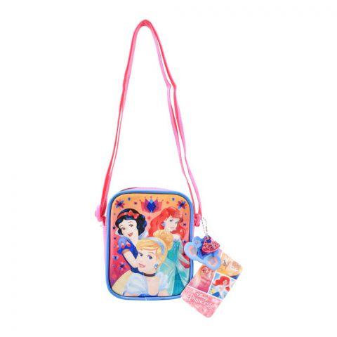 Princes Girls Shoulder Bag, Pink, PCNG-3055