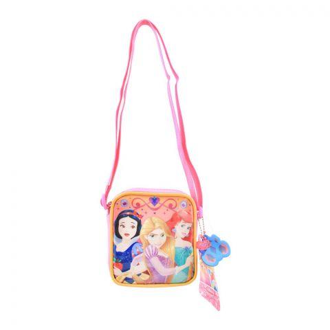Princes Girls Shoulder Bag, Pink, PCNG-3054