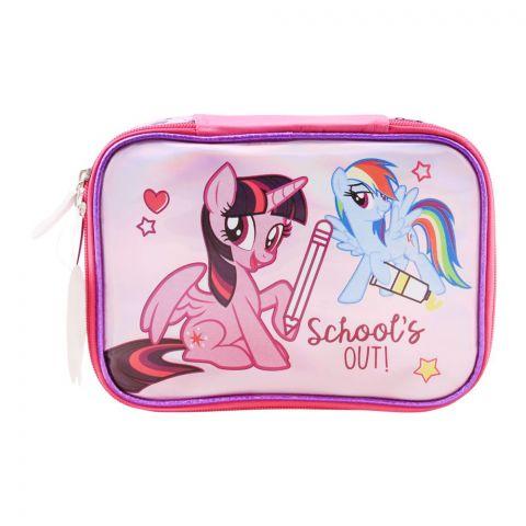 Unicorn School's Out Girls Bag, Purple, PN-72252