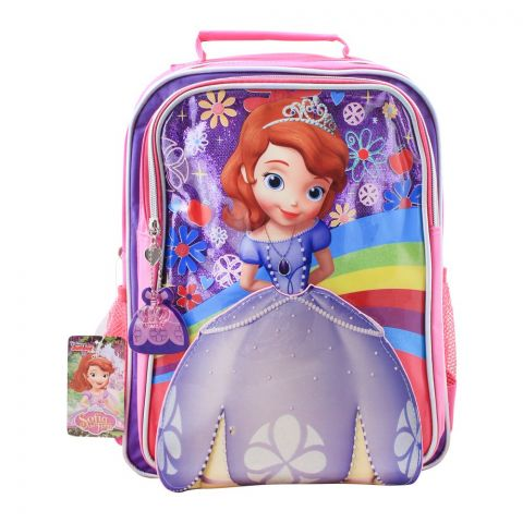 Sofia Girls Backpack, Pink, SFNG-5070