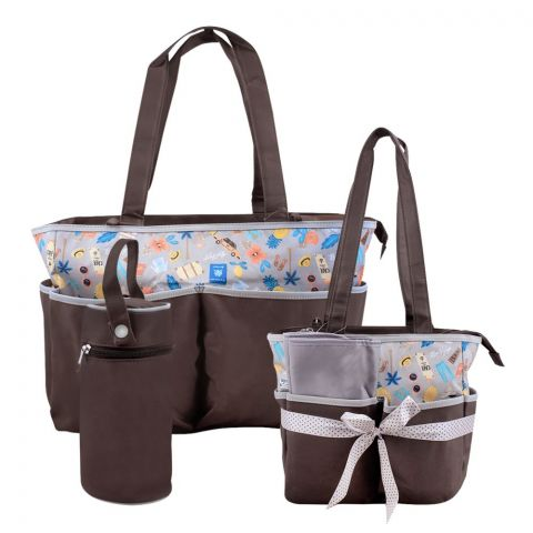 Colorland Beach Travel Baby Bag Set, 5 Pieces, BB999AC