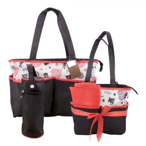 Colorland Alice Tee Time Baby Bag Set, 5 Pieces, BB999AD