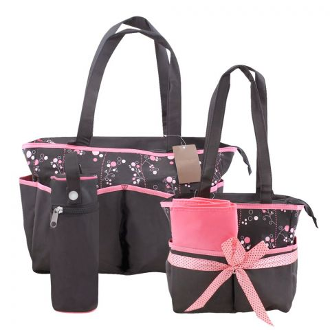 Colorland Free Fish Dark Baby Bag Set, 5 Pieces, BB999AF
