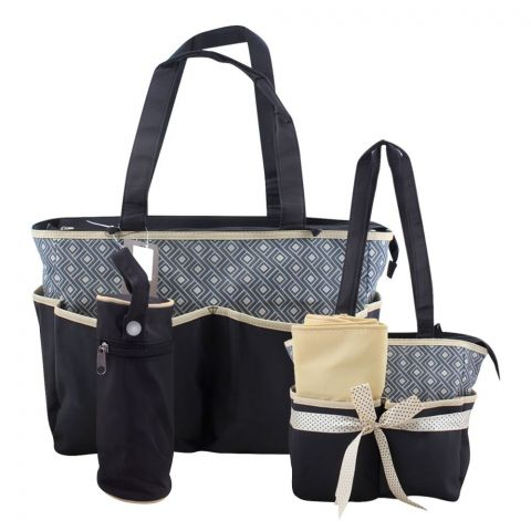 Colorland Janes Labyrinth Baby Bag Set, 5 Pieces, BB999AZ