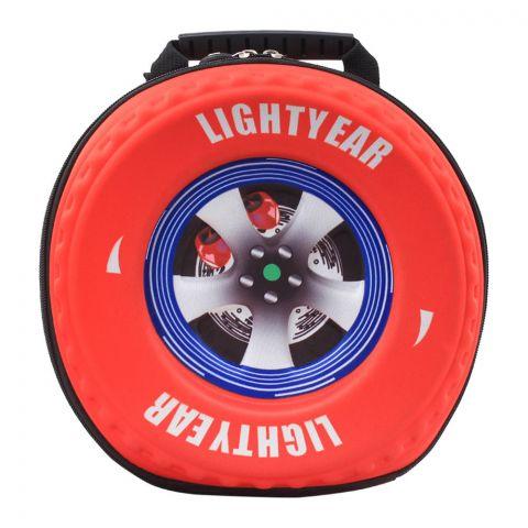 Cars Light Year Boys Bag, Red, PK-9702