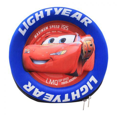 Cars Light Year Boys Bag, Blue, PK-9703