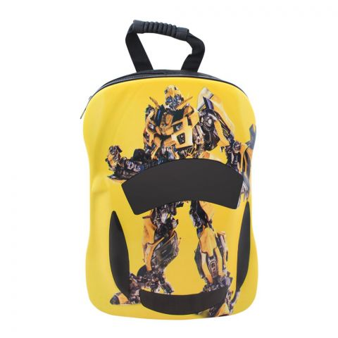 Transformers Boys Backpack, Yellow, PK-9705