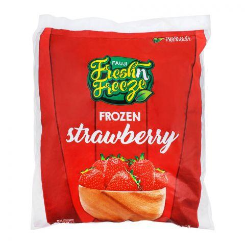 Fauji Fresh n Freeze Frozen Strawberry, 1 KG