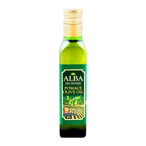 Alba 100% Spanish Pomace Olive Oil, 250ml, Bottle