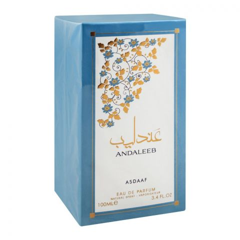 Asdaaf Andaleeb Eau De Parfum, For Men & Women, 100ml