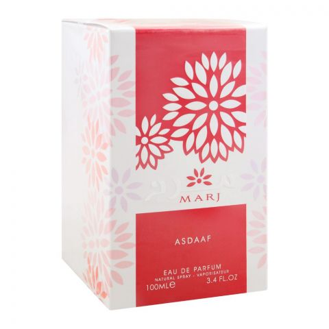 Asdaaf Marj Eau De Parfum, For Men & Women, 100ml