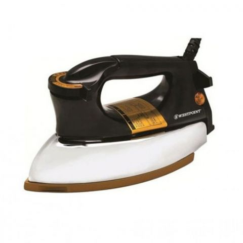 West Point Deluxe Dry Iron, 1000W, WF-90 B
