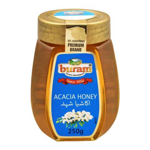 Buram Acacia Honey, 250g