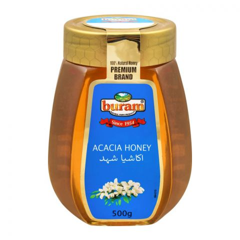 Buram Acacia Honey, 500g