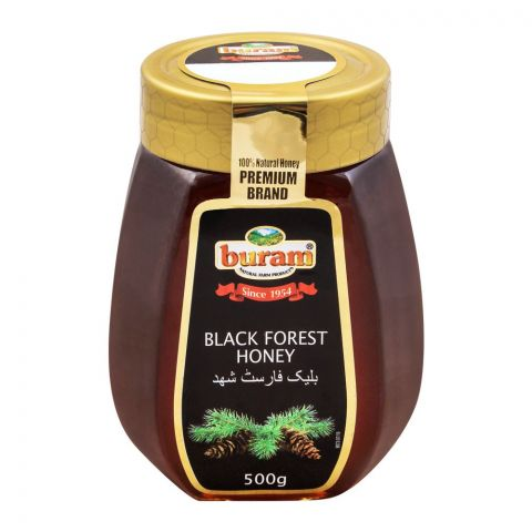 Buram Black Forest Honey, 500g