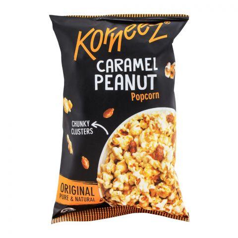 Korneez Caramel Peanut Popcorn, 25g