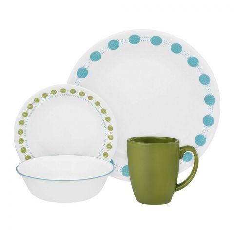 Corelle Livingware Breakfast Set, South Beach, 16 Pieces
