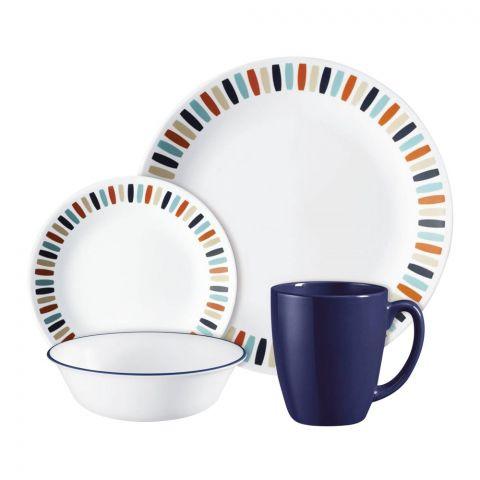 Corelle Livingware Breakfast Set, Payden, 16 Pieces