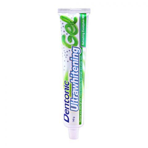 Dentonic Ultrawhitening Refreshing Eucalyptus Mint Gel Toothpaste, 140g