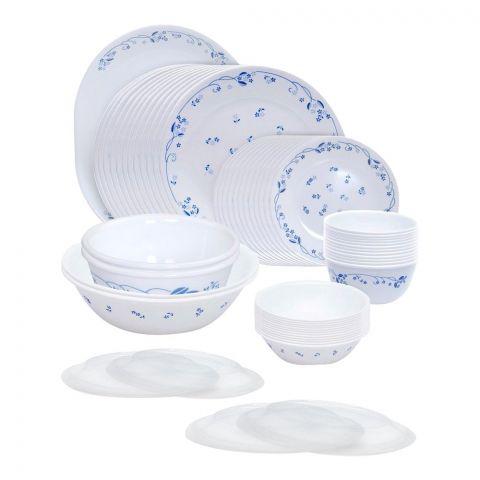 Corelle Livingware dinner Set, Provincial Blue, 76 Pieces