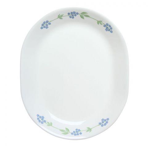 Corelle Livingware Secret Garden Serving Platter, 12.25 Inches