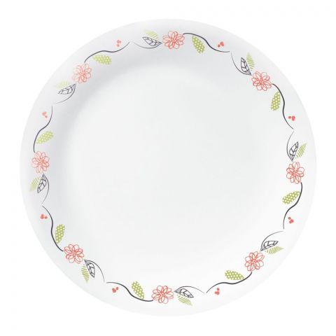 Corelle Livingware Tangerine Garden Dinner Plate, 10.25 Inches