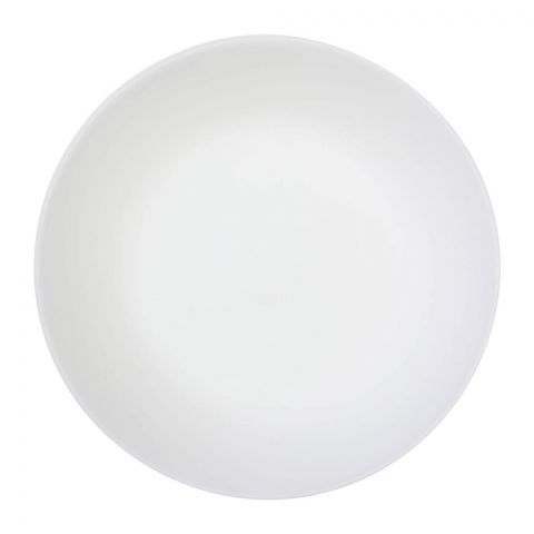 Corelle Livingware Winter Frost White Luncheon Plate, 8 3/4 Inches