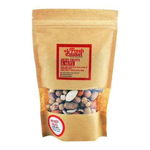 Fresh Basket Arabic Mix, Mixed Nuts Dry Fruits, 250g