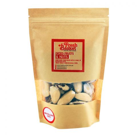 Fresh Basket Brazilian Nuts, 250g