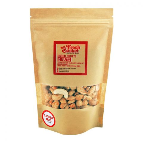 Fresh Basket Cashew Nuts (Kajoo), Cheese, 250g