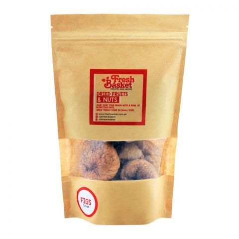 Fresh Basket Turkish Figs, 250g