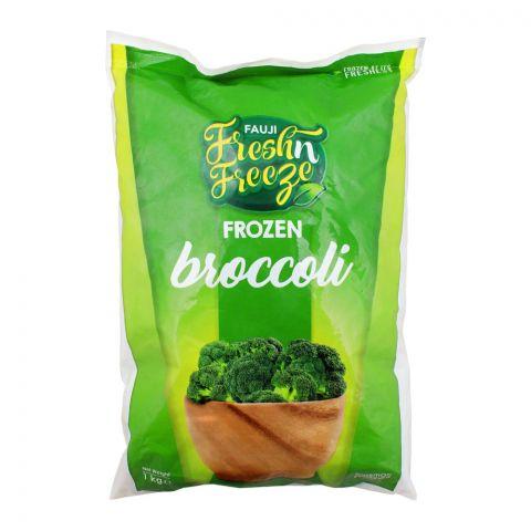 Fauji Fresh n Freeze Frozen Broccoli, 1 KG