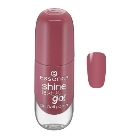Essence Shine Last & Go Gel Nail Polish, 48 My Love Diary