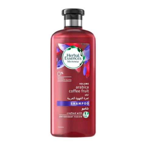 Herbal Essences Bio Renew Volume Arabica Coffee Fruit Shampoo, 400ml