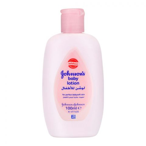 Johnson's Baby Lotion, 100ml