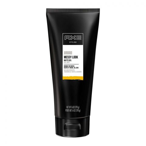 Axe Styling Urban Messy Look Matte Gel, 170g