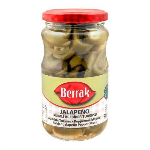 Berrak Jalapeno Pickles, 340g