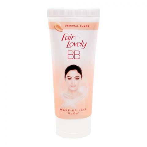 Fair & Lovely BB Foundation + Glow Cream, Original Shade, 40gm