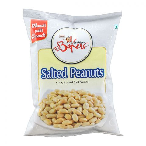 Bakers Salted Peanuts, 180g