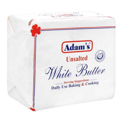 Adam's Unsalted White Butter, 1 KG