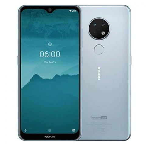 Nokia 6.2 Dual SIM 4GB/128GB Smartphone, Ice, TA-1198