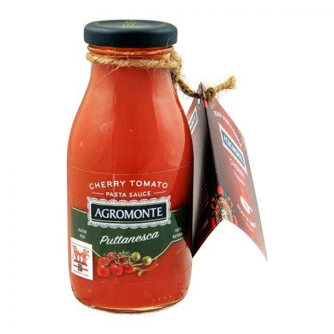 Agromonte Puttanesca Cherry Tomato Pasta Sauce, Gluten Free, 260g