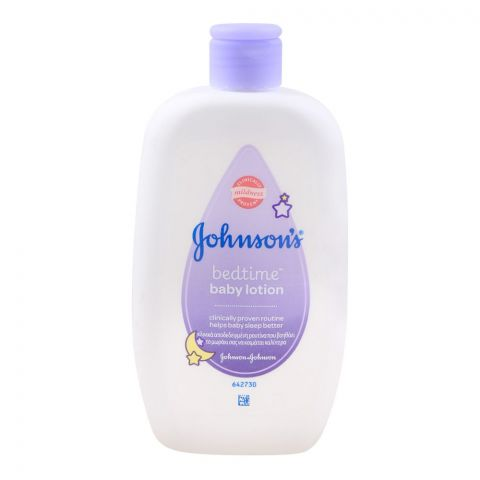 Johnson's Bedtime Baby Lotion, Imported, 300ml