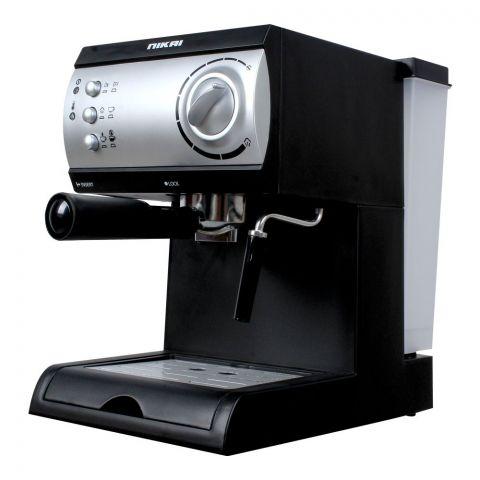 Nikai Espresso & Cappuccino Coffee Maker, 1050W, NEM1590A