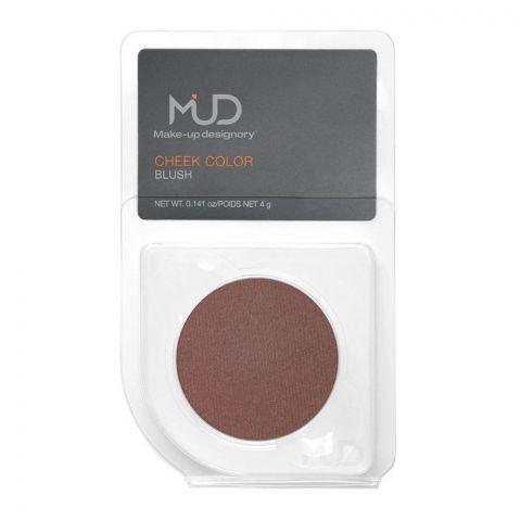 MUD Makeup Designory Cheek Color Blush Refill, Garnet