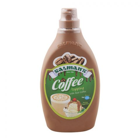 Salman's Coffee Topping, 623g