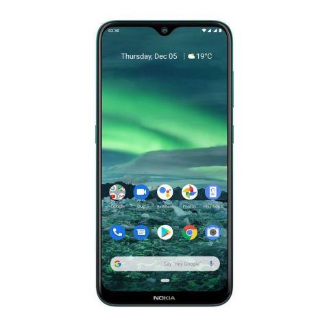 Nokia 2.3 Dual SIM 2GB/32GB Smartphone, Green, TA-1206